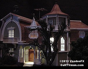 Munsters Haunted House Light Kit from VoodooFX